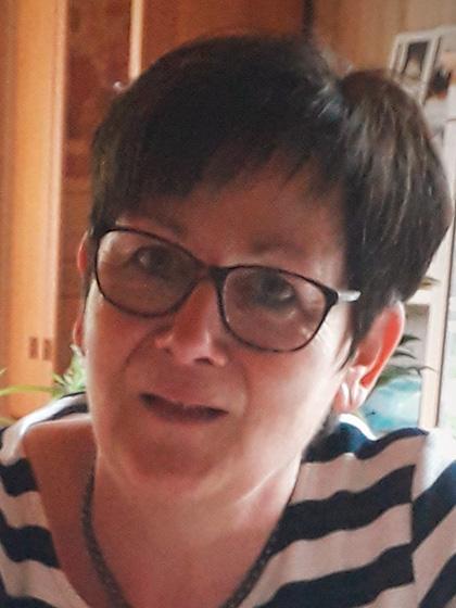 Ulrike Bongard : 1. Vorsitzende