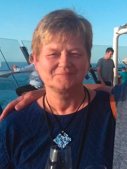 Marianne Henkes : 2. Schriftführerin