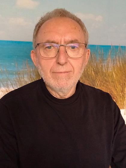 Günter Hummel : 2. Vorsitzender