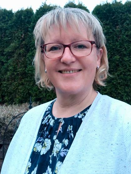 Nicole Theis : 1. Schriftführerin